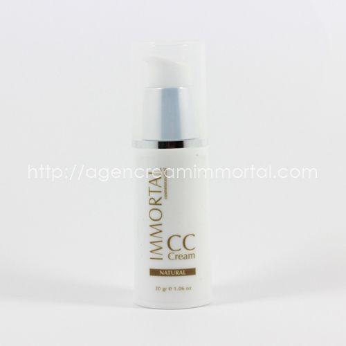 Immortal CC Cream Natural