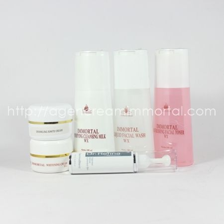 PAKET IMMORTAL WHITENING SERIES